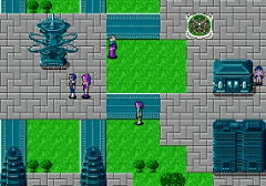 Phantasy Star II Screenshot 1
