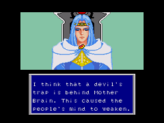 Phantasy Star II Screenshot 3